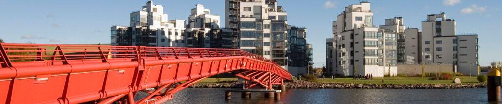 Bron till Lillåudden. Foto: Clifford Shirley