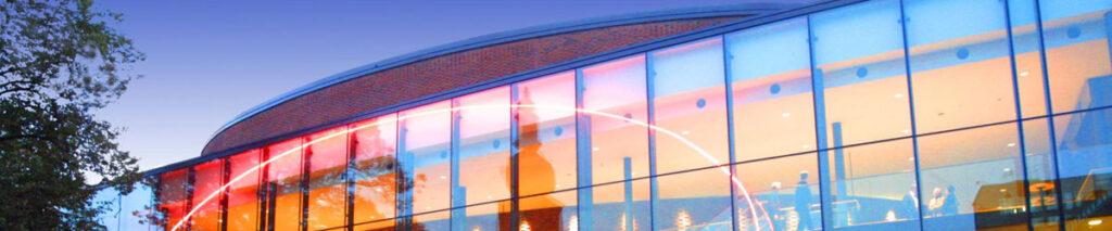 Västerås konserthus. Foto: Clifford Shirley