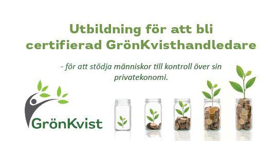 GrönKvist logo med burkar.